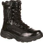 RS  FQ0002149 Rocky Fort Hood Zipper Waterproof Duty Boot