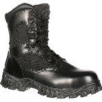 RS  FQ0002173 Rocky Alphaforce Zipper Waterproof Duty Boot