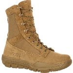 RS  RKC042 Rocky Lightweight Commercial Military Boot