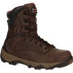 RS  RKK0119 Rocky Retraction Steel Toe Waterproof Work Boot