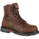 RS  RKK0176 Rocky Ironclad Lt Steel Toe Waterproof Work Boot