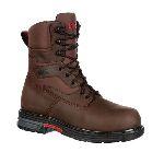 RS  RKK0178 Rocky Ironclad Lt Waterproof Work Boot