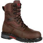 RS  RKK0179 Rocky Ironclad Lt Steel Toe Waterproof Work Boot