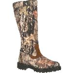 RS  RKS0232 Rocky Low Country Waterproof Snake Boot