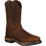 RS  RKW0117 Rocky Original Ride Steel Toe Western Boot