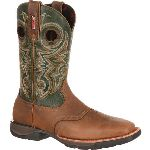 RS  RKW0140 Rocky Lt Saddle Western Boot