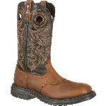RS  RKW0144 Rocky Original Ride Waterproof Western Saddle Boot