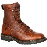 RS  RKW0172 Rocky Original Ride Waterproof Western Lacer Boot