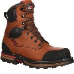 RS  RKYK076 Rocky Elements Dirt Steel Toe Waterproof Work Boot