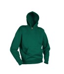 Pullover Hooded Fleece Sweatshirt