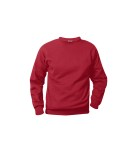 Crew Neck Fleece Sweatshirt