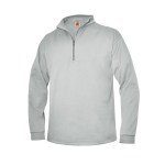 1/4 Zip Fleece Sweatshirt