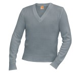 V-neck Long Sleeve Pullover