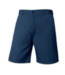 Plain Front Shorts