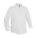 Boys Poplin Shirt Long Sleeve