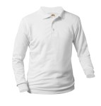 Long Sleeve Jersey Knit Shirt
