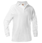Long Sleeve Interlock Knit Shirt