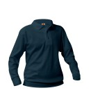 Long Sleeve Interlock Overshirt