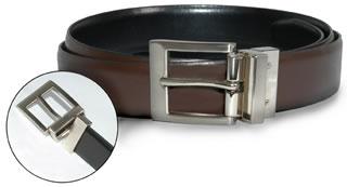 Samuel Broome 6630 Reversible Leather Dress Belt