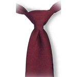 Samuel Broome 90144 Solid 3 Band Tie