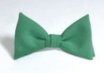 Samuel Broome 90186 Polyester Clip-on Bow Tie