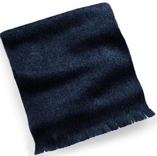 Samuel Broome 99002 Wool Muffler with Self Fringe