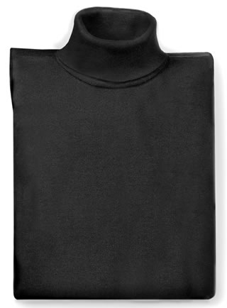 Samuel Broome 99025 Cotton Turtleneck Dickey