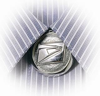 Samuel Broome P2432G USPS Eagle Logo Button Cover