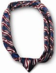 Samuel Broome P2497E USPS Stars & Stripes 24 Knotted Loop
