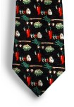 Samuel Broome S0238A Vegetable Necktie