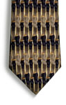 Samuel Broome S0300A Watercolor Necktie
