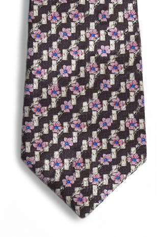 Samuel Broome S0307A Flower Garden Necktie