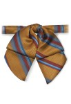 Samuel Broome S0322B Eton Stripe Banded Mini Showbow
