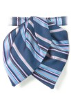 Samuel Broome S0326B Venezia Stripe Banded Tulip Bow