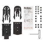 Safariland MOLLE-KIT-100P MOLLE Locking System Kit, 100-Pack