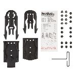 Safariland MOLLE-KIT-50P MOLLE Locking System Kit, 50-Pack