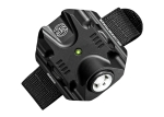Surefire 2211-A-BK 2211 COMPACT WRIST LIGHT, RECHARGE LI-ION, 15/60/200 LU, BLK, AMBIDEXTROUS SWITCH