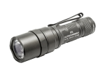 Surefire E1L-A E1L OUTDOORSMAN, 3 VOLT, DUAL STAGE 5/90 LUMENS, WH LED, ALUM OLIVE DRAB TYPE III ANO, CLICK SWITCH