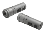 Surefire SFMB-68-5/8-24 MUZZLE BRAKE FOR 6.8 SPC AR VARIANTS, SERVES AS SUPPRESSOR ADAPTER FOR SOCOM 6.8 SUPPRESSORS. 5/8X24 THREAD
