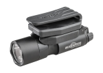 Surefire Y300U-A-BK HANDHELD, TWO-LEVEL OUTPUT 15/500 LU,? 6V, HARD ANO, MAGNETIC BELT CLIP, BLACK