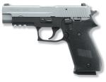 Sig Sauer W220R-45-TSS P220 , .45 ACP, Pistol, Full size, 4.4in bbl, 2-Tone Finish Finish , DA/SA, SIGLITE, E2 Grip, (3) 8rd Steel Mag, Accessory Rail