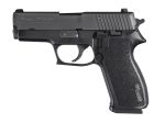 Sig Sauer W220R3-45-SAS2B P220 , .45 ACP, Pistol, Full size, 4.4in bbl, Nitron, BLK, DA/SA, SIGLITE, Polymer Grip, (3) 8rd Steel Mag, Dehorned, SRT