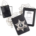 Universal Magnetic Badge and ID Holder
