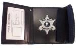 Velcro - Recessed Badge Case - Dress