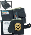 Female Badge Wallet - Dress