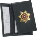 Side Open Double ID with Flip-out Badge -Dress