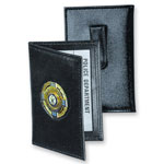 Side Open Double ID Outside Badge Mount - Dress