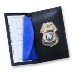 Side Open Badge Case - Dress