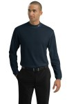 NIKE GOLF - Dri-FIT Interlock Long Sleeve Mock Turtleneck.  203703
