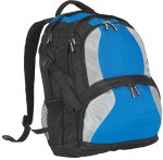 Port Authority® - Contrast Backpack.  BG50
